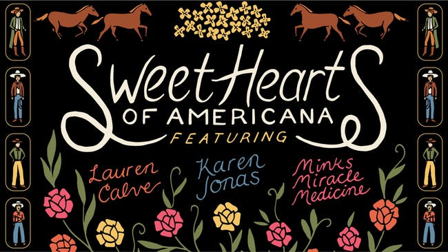 Sweet Hearts of Americana