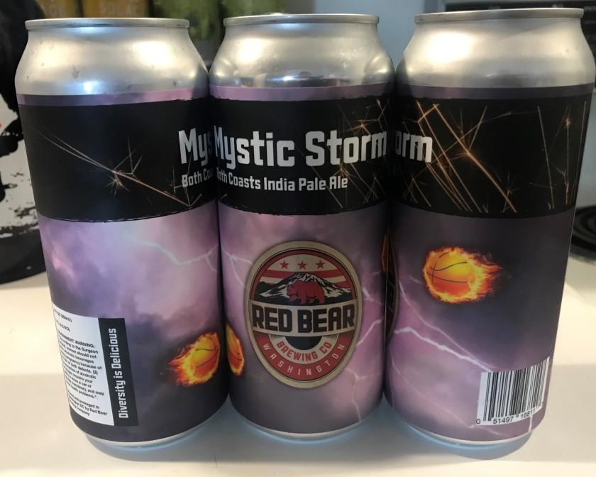 Mystic Storm Both Coasts IPA