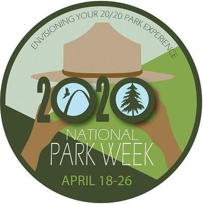 National Park Week logo
