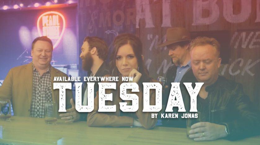 Tuesday by Karen Jonas
